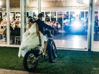 La boda de Estela  y Oscar