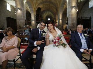 La boda de Mercedes y Javier