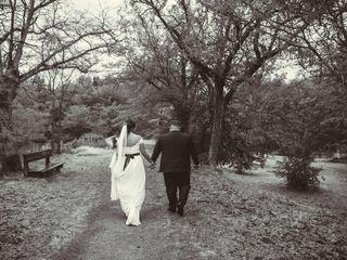 La boda de Alexandra y Rubén 1