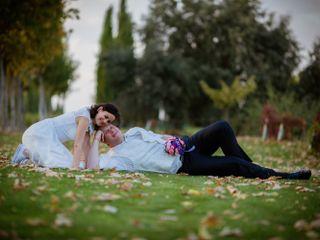 La boda de Mariem y Will