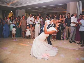 La boda de Francisco y Candela