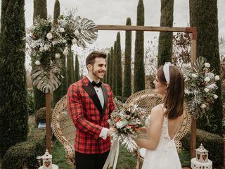La boda de Borja y Melany 1