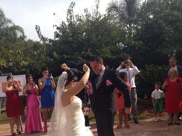 La boda de Mari y Francisco en Almería, Almería 5