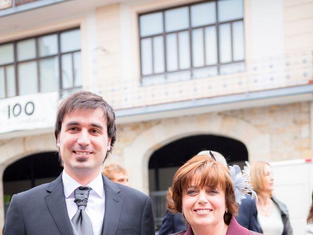 La boda de Iker y Zaida en Galdakao, Vizcaya 9