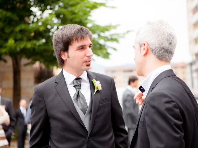 La boda de Iker y Zaida en Galdakao, Vizcaya 12