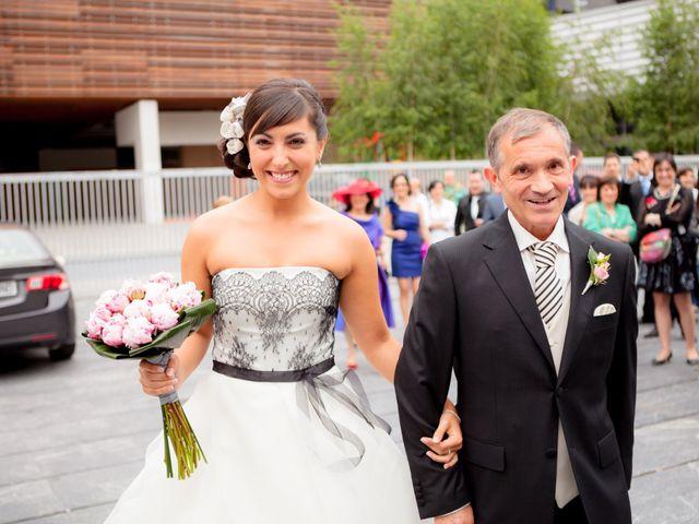 La boda de Iker y Zaida en Galdakao, Vizcaya 13