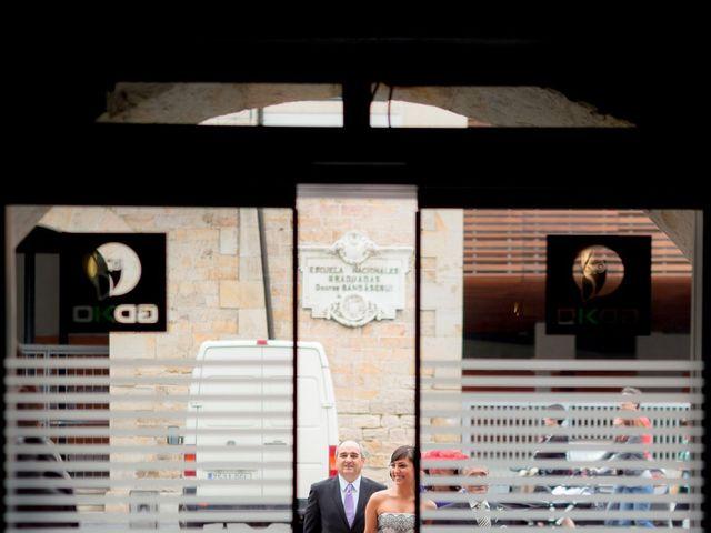 La boda de Iker y Zaida en Galdakao, Vizcaya 16
