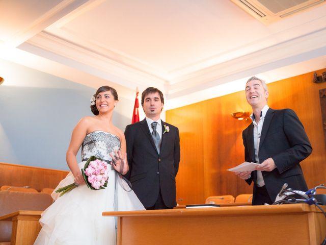 La boda de Iker y Zaida en Galdakao, Vizcaya 17