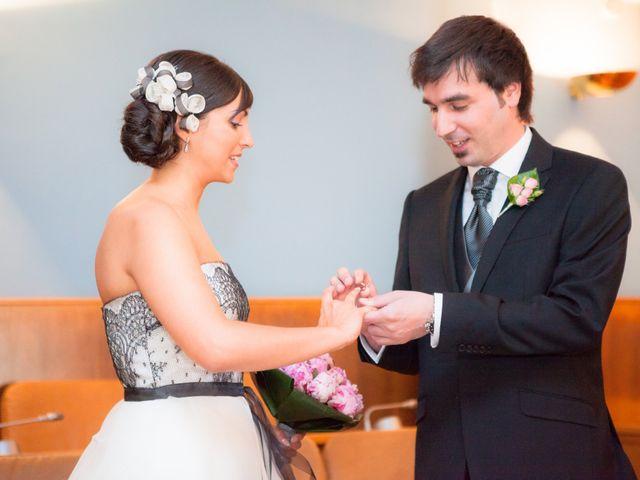 La boda de Iker y Zaida en Galdakao, Vizcaya 18