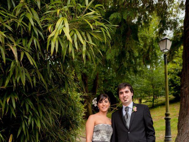 La boda de Iker y Zaida en Galdakao, Vizcaya 22