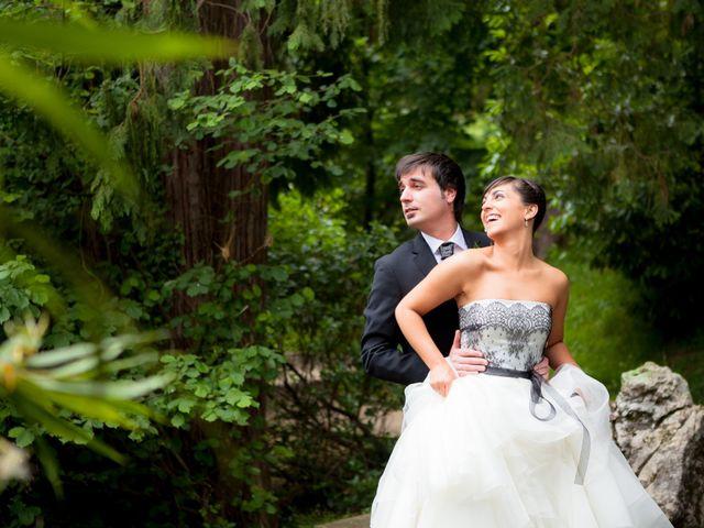 La boda de Iker y Zaida en Galdakao, Vizcaya 23