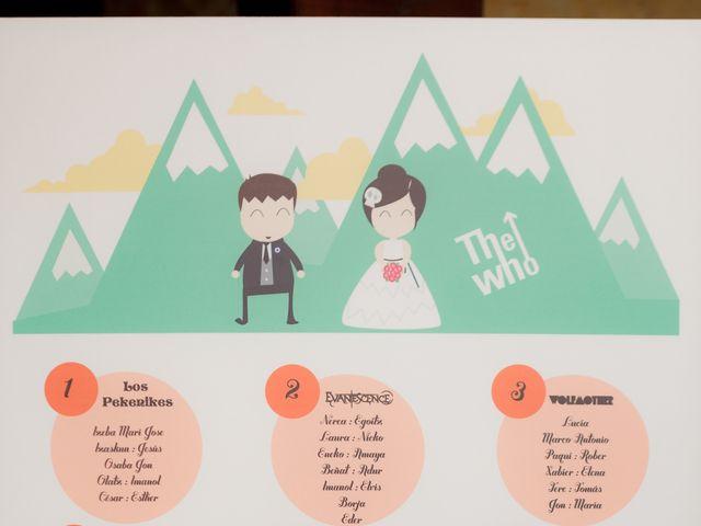 La boda de Iker y Zaida en Galdakao, Vizcaya 26