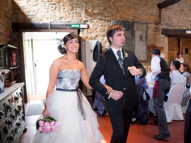 La boda de Iker y Zaida en Galdakao, Vizcaya 28