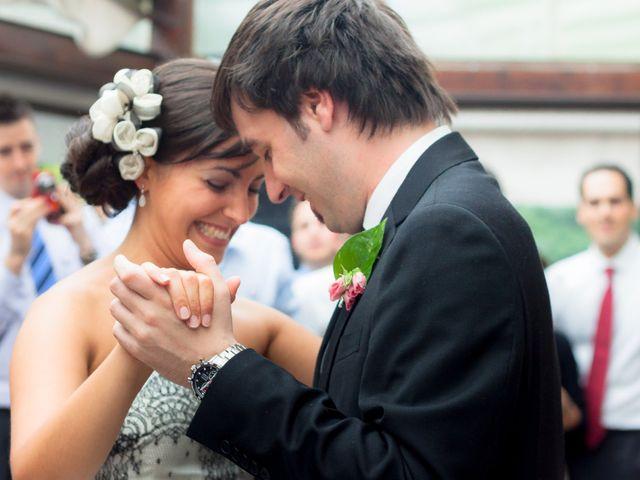 La boda de Iker y Zaida en Galdakao, Vizcaya 33