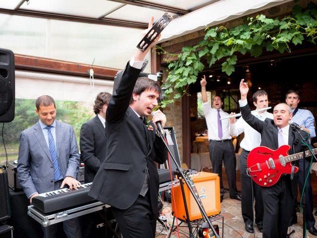 La boda de Iker y Zaida en Galdakao, Vizcaya 36