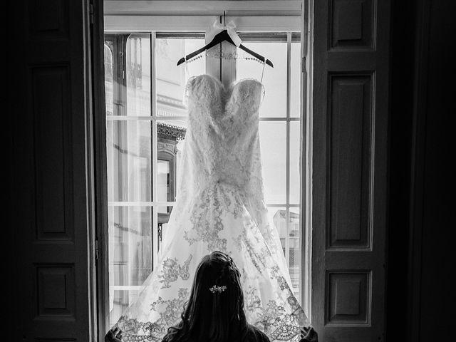 La boda de Jessid y Natalie en San Agustin De Guadalix, Madrid 3