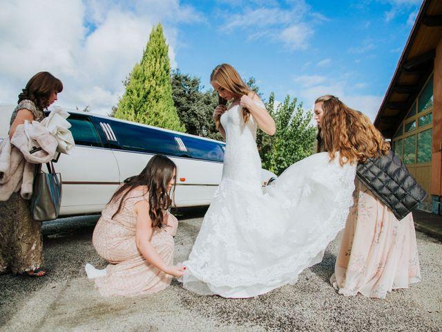 La boda de Jessid y Natalie en San Agustin De Guadalix, Madrid 9