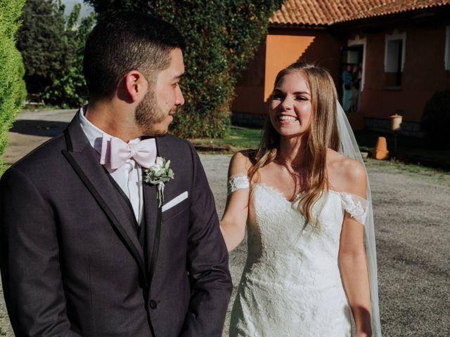 La boda de Jessid y Natalie en San Agustin De Guadalix, Madrid 13