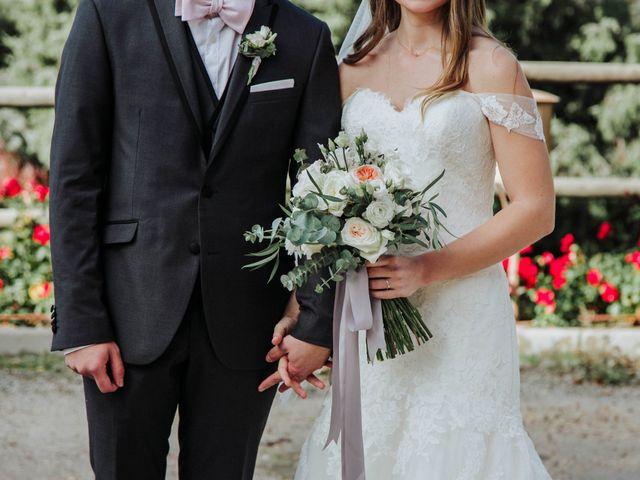 La boda de Jessid y Natalie en San Agustin De Guadalix, Madrid 15