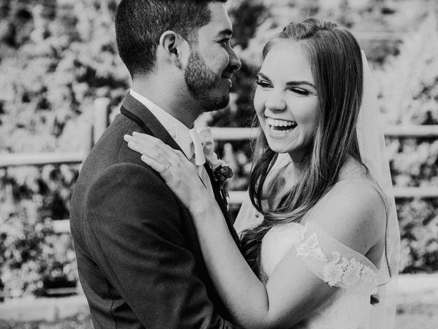 La boda de Jessid y Natalie en San Agustin De Guadalix, Madrid 17
