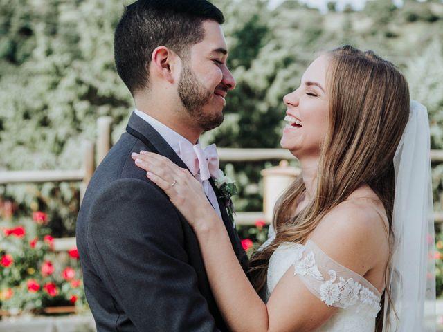 La boda de Jessid y Natalie en San Agustin De Guadalix, Madrid 18