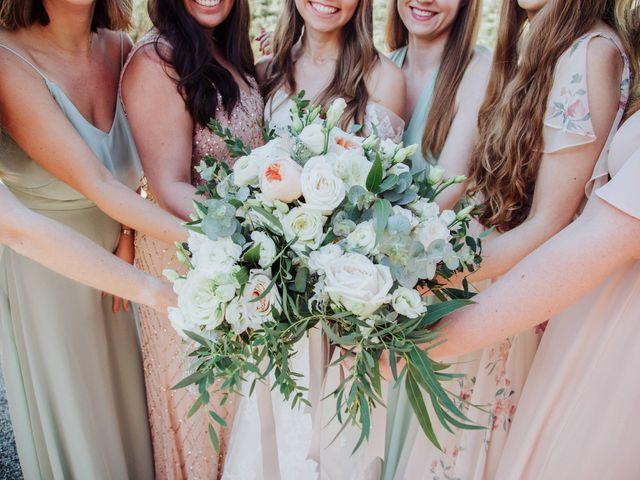 La boda de Jessid y Natalie en San Agustin De Guadalix, Madrid 21
