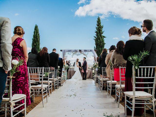 La boda de Jessid y Natalie en San Agustin De Guadalix, Madrid 25