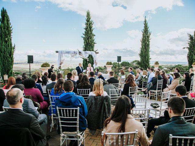 La boda de Jessid y Natalie en San Agustin De Guadalix, Madrid 27