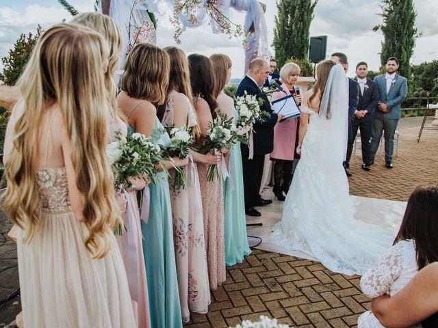 La boda de Jessid y Natalie en San Agustin De Guadalix, Madrid 28