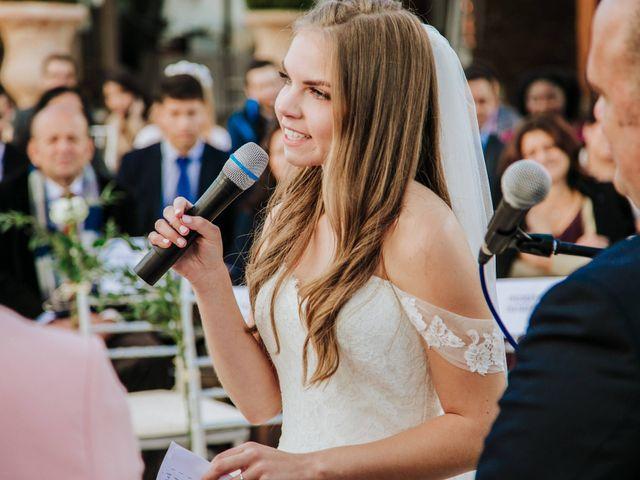 La boda de Jessid y Natalie en San Agustin De Guadalix, Madrid 30