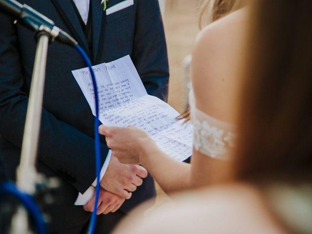 La boda de Jessid y Natalie en San Agustin De Guadalix, Madrid 32