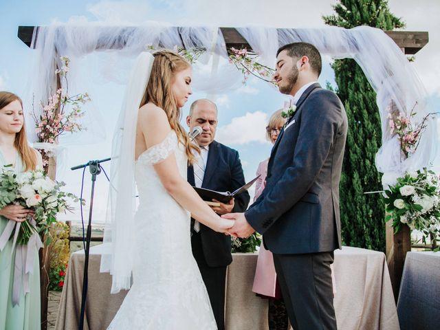 La boda de Jessid y Natalie en San Agustin De Guadalix, Madrid 33