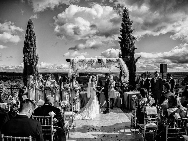 La boda de Jessid y Natalie en San Agustin De Guadalix, Madrid 37