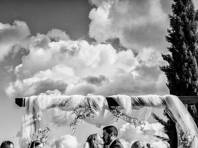La boda de Jessid y Natalie en San Agustin De Guadalix, Madrid 38