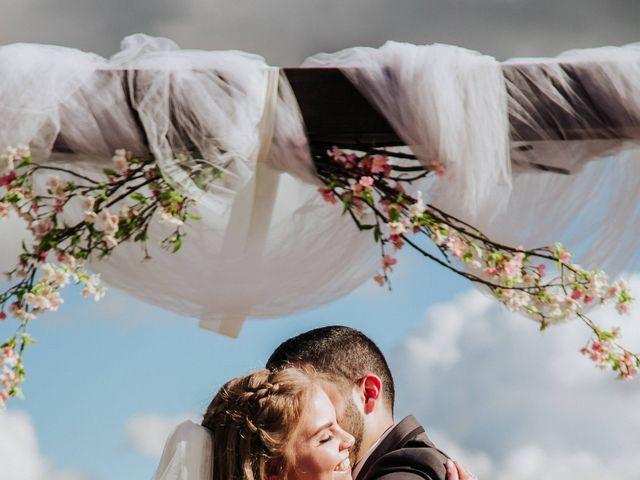 La boda de Jessid y Natalie en San Agustin De Guadalix, Madrid 39