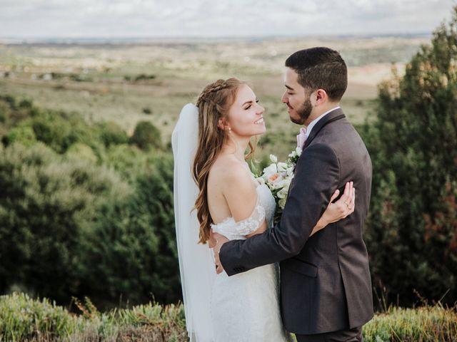 La boda de Jessid y Natalie en San Agustin De Guadalix, Madrid 41