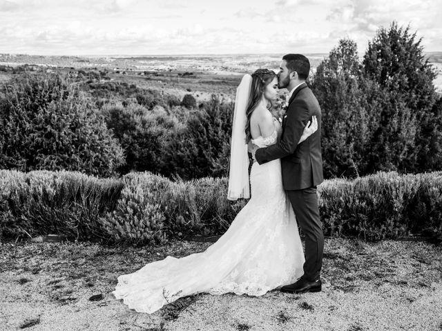 La boda de Jessid y Natalie en San Agustin De Guadalix, Madrid 42