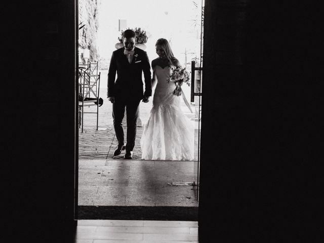 La boda de Jessid y Natalie en San Agustin De Guadalix, Madrid 45