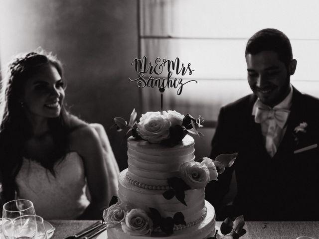 La boda de Jessid y Natalie en San Agustin De Guadalix, Madrid 48