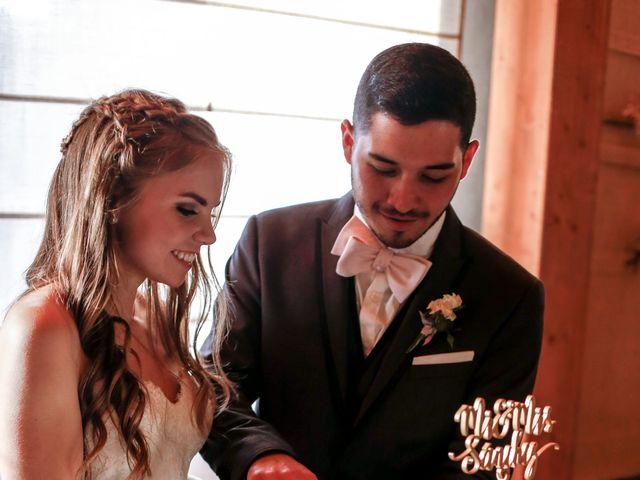 La boda de Jessid y Natalie en San Agustin De Guadalix, Madrid 49