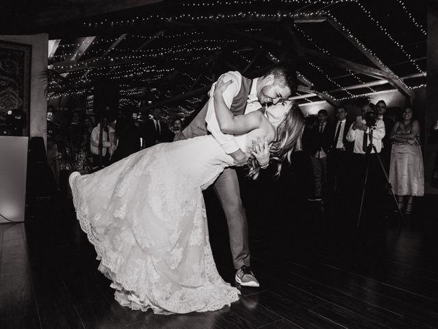 La boda de Jessid y Natalie en San Agustin De Guadalix, Madrid 51