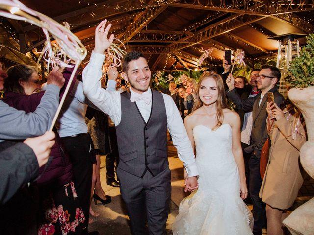 La boda de Jessid y Natalie en San Agustin De Guadalix, Madrid 62