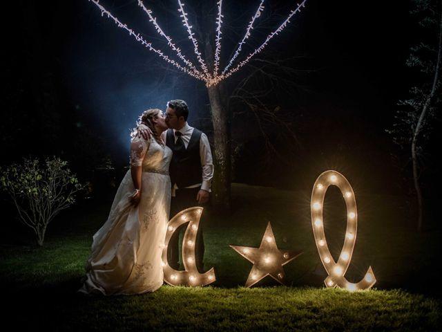 La boda de Álida y Lois