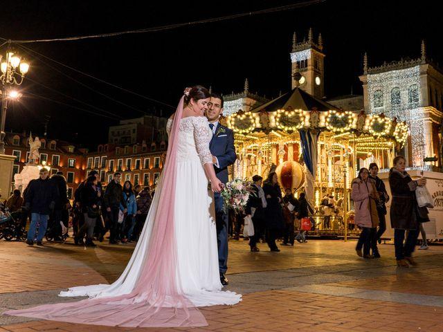 La boda de Rafael y Desirée en Valladolid, Valladolid 16