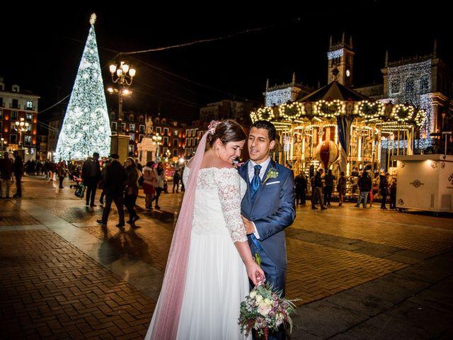 La boda de Rafael y Desirée en Valladolid, Valladolid 15