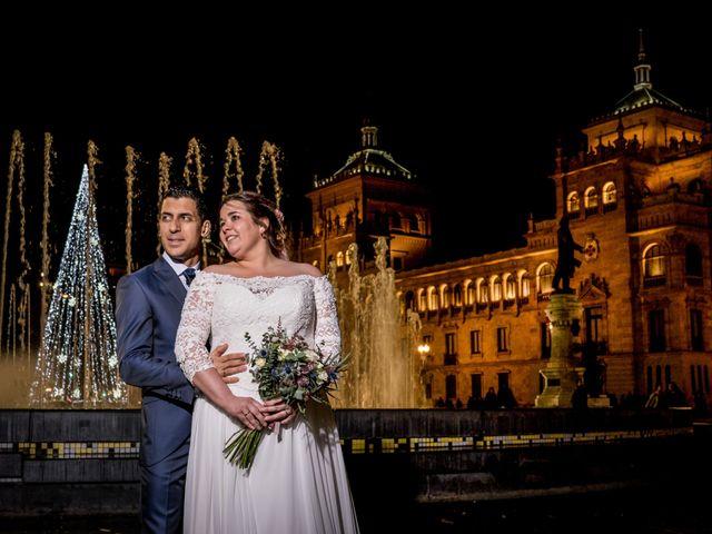 La boda de Rafael y Desirée en Valladolid, Valladolid 38