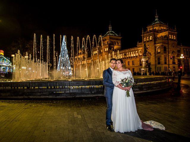 La boda de Rafael y Desirée en Valladolid, Valladolid 37