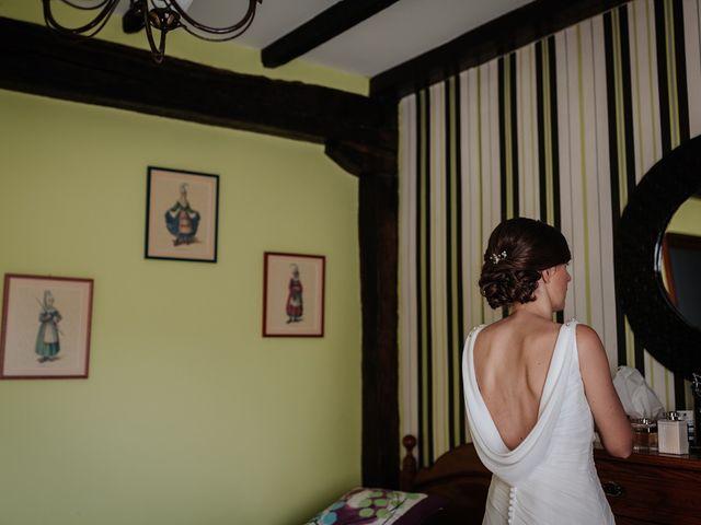 La boda de Bilal y Izaskun en Berango, Vizcaya 3
