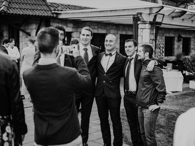 La boda de Bilal y Izaskun en Berango, Vizcaya 13