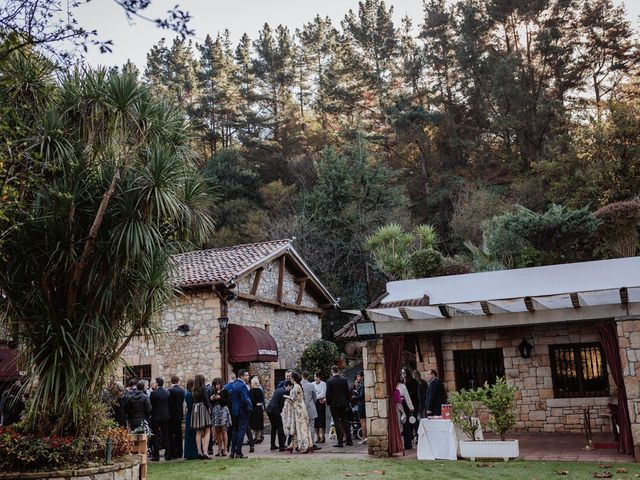 La boda de Bilal y Izaskun en Berango, Vizcaya 12